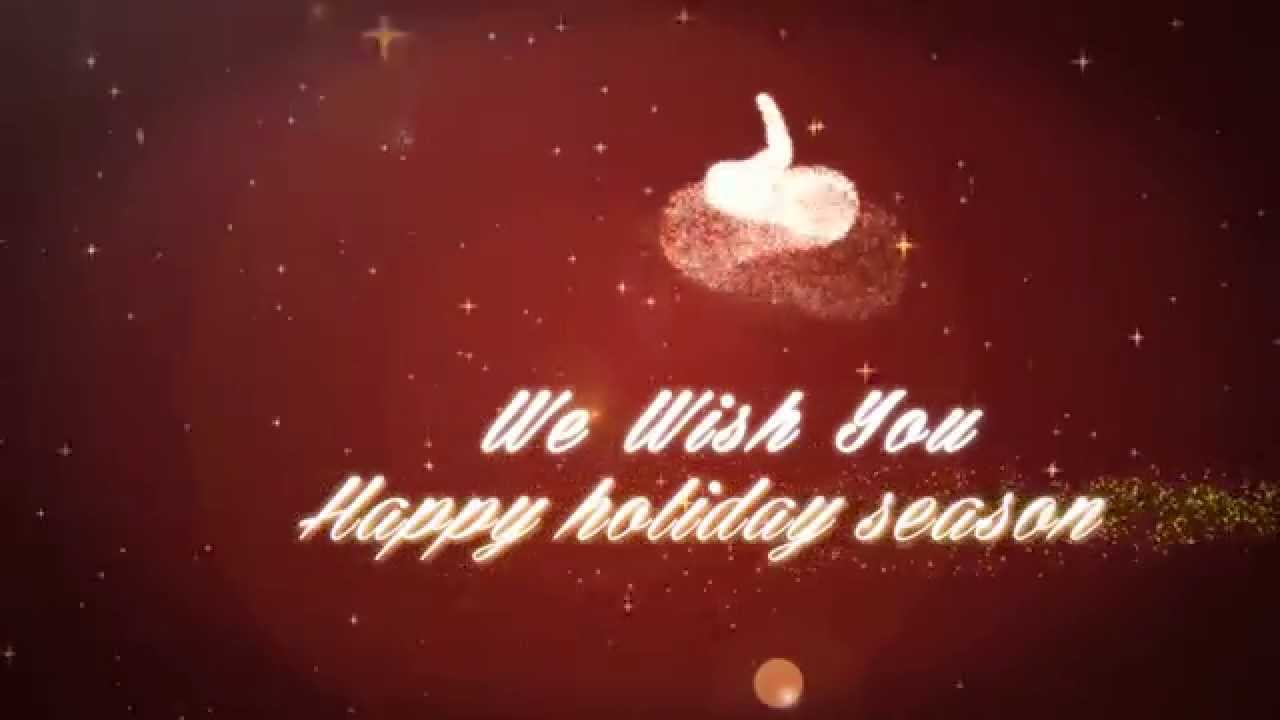 New Year 2015 Greeting After Effects Project & Template