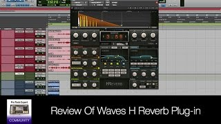 Review Of Waves H Reverb Plug-in
