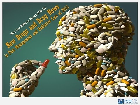 New Drugs And Drug News In Pain Management And Palliative Care Of