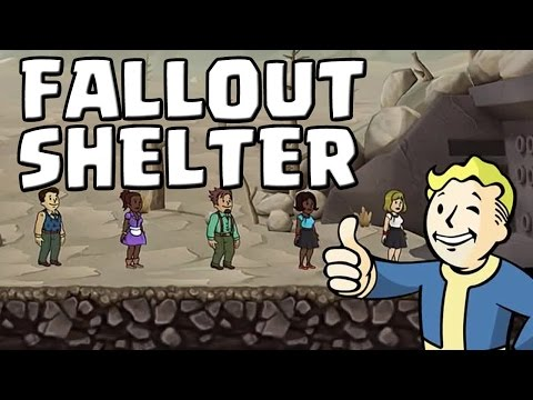 FALLOUT SHELTER || TIPPS & TRICKS || Let's Play Fallout Shelter [Deutsch/German HD IOS]