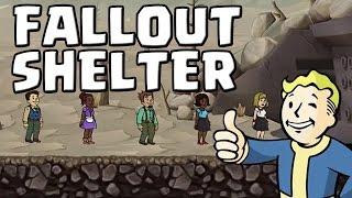 FALLOUT SHELTER || TIPPS & TRICKS || Let's Play Fallout Shelter [Deutsch/German HD iOS]