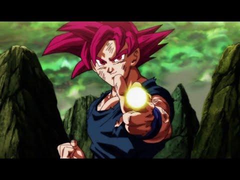 Goku ssj god vs kale e caulifla apari o da fus o de - Foto goku super saiyan god ...
