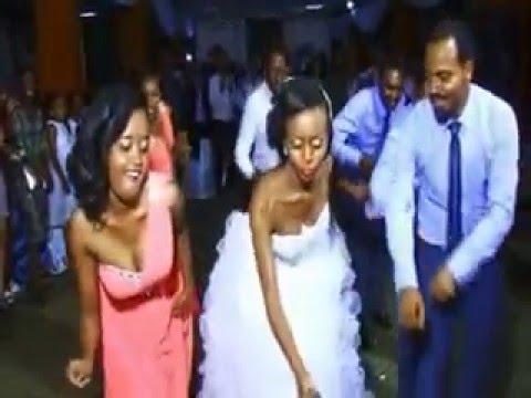 Ethiopian Wedding Dance  2015 - Endale And Hana