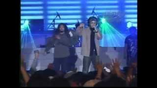 "Gambar cover Ras Muhamad & Daddy T ""Prosa Tinju Lima Jari"" live performance di PRJ, Juni 2011"