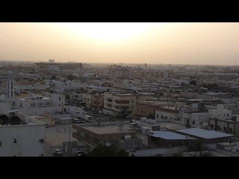 رصد هلال رمضان 1438 هجرية فى في مدينة الدمام السعودية الخميس 29 شعبان 2017