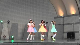 説明 つりビット ライブ 2014-06-08 エコライフ・フェア 2014 代々木公...