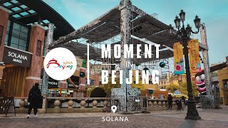 Moment In Beijing -- Solana