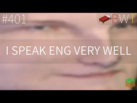 I SPEAK ENG VERY WELL!! BEDWARS [401]