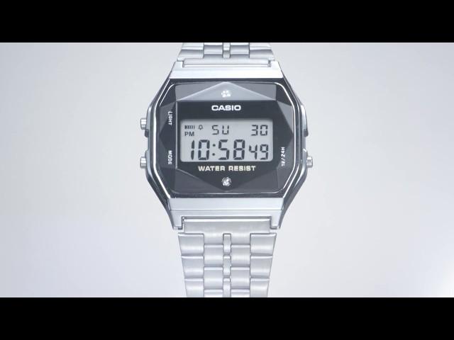 b9b5574fa3d Relógio Quadrado