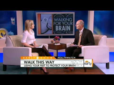 Walking for Your Brain