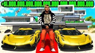 GTA 5 als QUINTILLIONÄR spielen!! 🤑