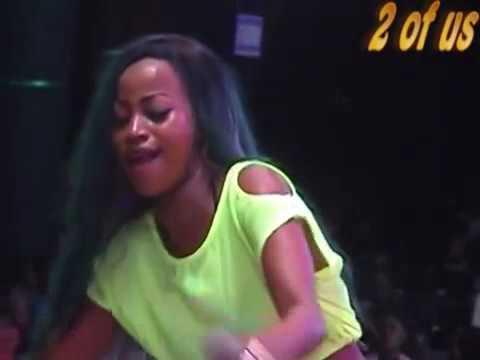 Nabbi Omukazi Magie Kayima undresses on stage to wine Pastor Yiga Christmas day Freedom ci