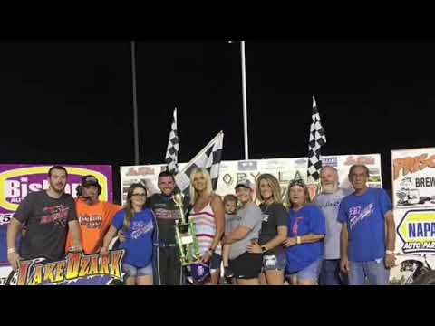 Lake ozark speedway night Saturday