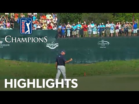 Fred Couples Rises To The Occasion To Win 2012 Rapiscan Systems Classic