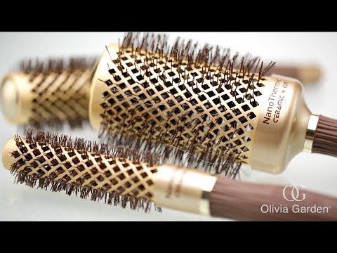 Olivia Garden Nanothermic Thermal The Most Advanced Professional Hair Care