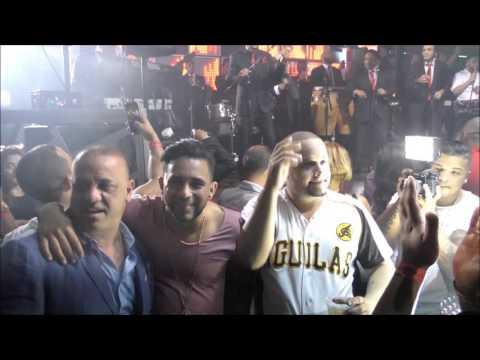 Tono Rosario Performing Live at Marbella Lounge in Newark NJ with Baby Swing MC