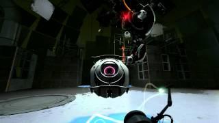 Portal 2- Final Boss, Turret Opera, Credits and final cut scene!