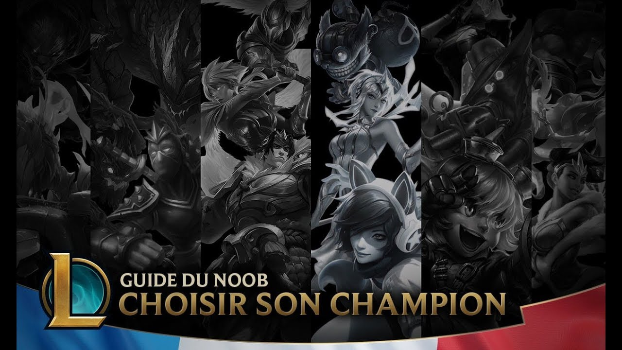 new collection buy order Guide du Noob | Épisode 2 : Choisir son Champion | League of Legends