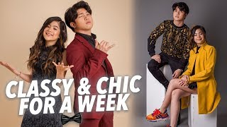 Baixar CLASSY & CHIC FOR A WEEK!! | Ranz and Niana