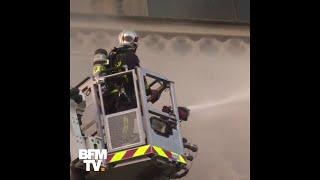 Comment les pompiers ont lutté contre l'incendie de Notre-Dame ?
