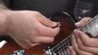 ESP Ltd EC50 Electric Guitar Demo