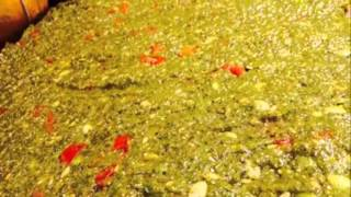 Make Flax Crackers With Pulp From Juicing Your Greens! Kale Crackers, Italian Flavor!
