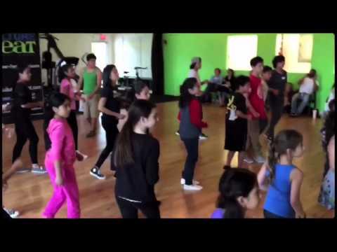 Kids And Teens Salsa Dance Program In Houston
