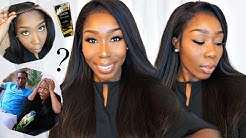 WARNING: What They Don't Tell You About Lace Frontal Wigs Ft. Celie Hair!