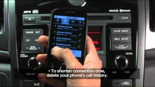 Kia Shortening Connection Times, Contact List Management at VanDevere