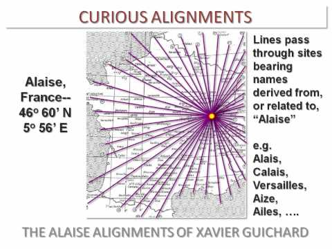 Alaise Alignments: Did Merovingian Kings Created Sacred Alignments or Was It Hercules?