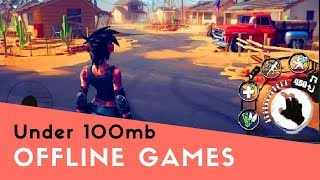 Top 15 Best Android Offline Games Under 100mb | 2018