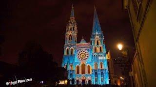 Time Lapse Bande annonce Chartres en Lumière 2014