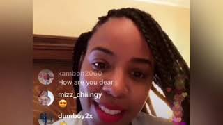 Kelly Rowland Instagram Live 11/23/18 Video