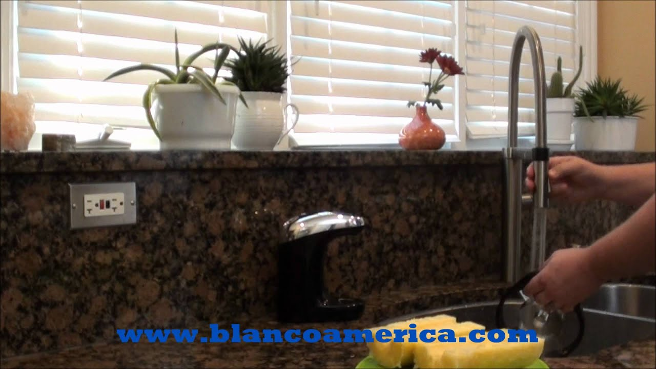 Semi Professional Kitchen Faucet Rare Cuts Video Blanco Culina This Faucet Rocks Youtube