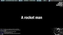 Darth Vader sings Elton John's Rocketman - Stream Highlights