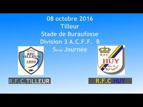 Résumé RFC Tilleur RFC Huy