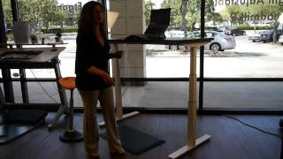 Uprise Standing Desk Review By Ergoprise