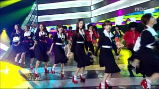 T-ARA - Roly Poly, 티아라 - 롤리폴리, Music Core20110827 thumbnail