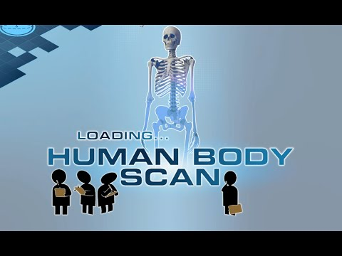 The Lab [Human Body Scan]