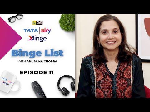 Episode 11 | Binge List with Anupama Chopra | Tata Sky Binge