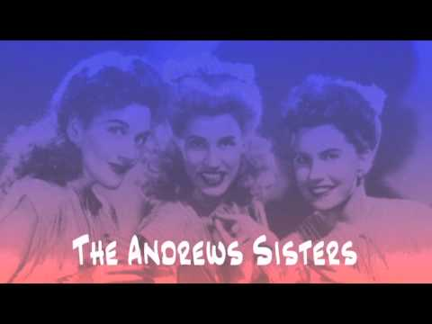 the andrews sisters a man is brother to a mule