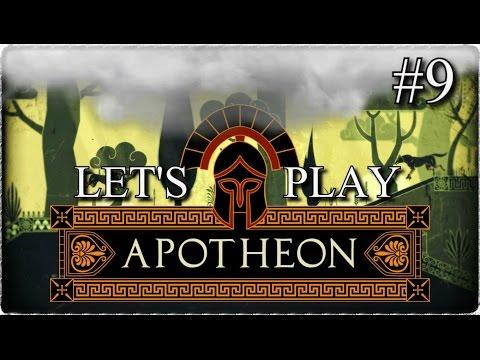 Let's Play Apotheon #9- Trident of Poseidon