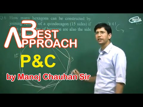 Maths IIT P&C by Manoj Chauhan Sir