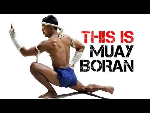 Muay Boran and