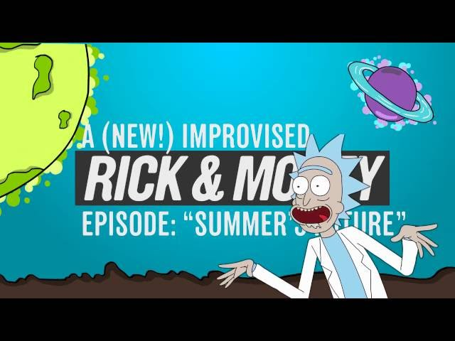 Rick and Morty trailer stream