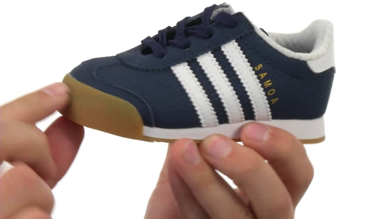 adidas Originals Kids Samoa (Infant Toddler) SKU 8463342 - YouTube a12ac0d4ea92