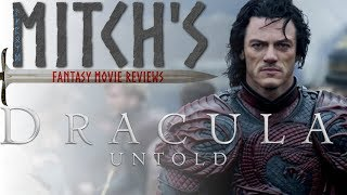 Mitch's Fantasy Movie Reviews - Dracula Untold: A Misstep in Misanthropy