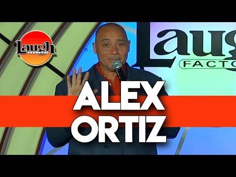 Alex Ortiz | Uncle Wisdom | Laugh Factory Las Vegas Stand Up Comedy