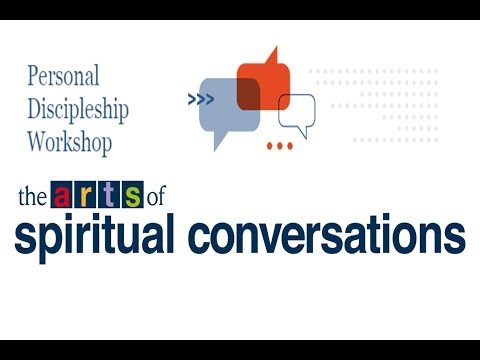 10-19-2014 Personal Discipleship Workshop with Jeff Klein