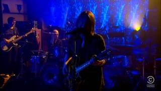 Radiohead - The National Anthem Live on Colbert
